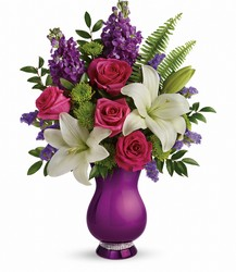 Teleflora's Sparkle And Shine Bouquet in Chicago at Crystal Flower Shop