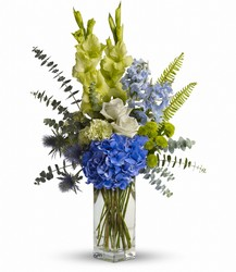 On Cloud Nine Bouquet by Teleflora in Chicago at Crystal Flower Shop
