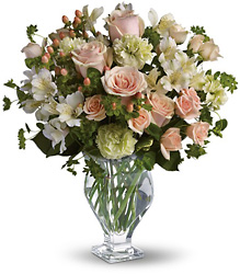 Anything for You by Teleflora in Chicago at Crystal Flower Shop